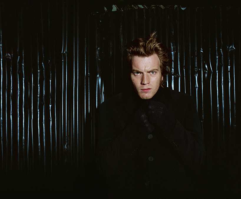 EWAN MCGREGOR portrait by Norbert Schoerner for The Face Magazine