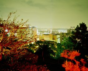 yamashiro hollywood skyline by norbert schoerner