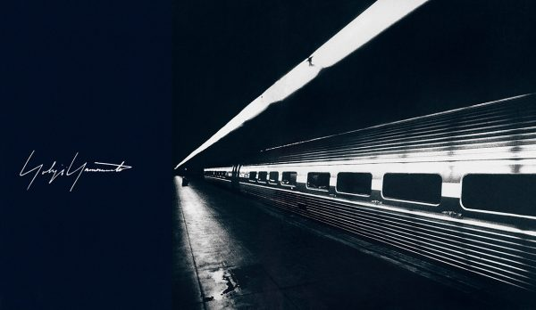 yohji yamamoto advertising train by norbert schoerner